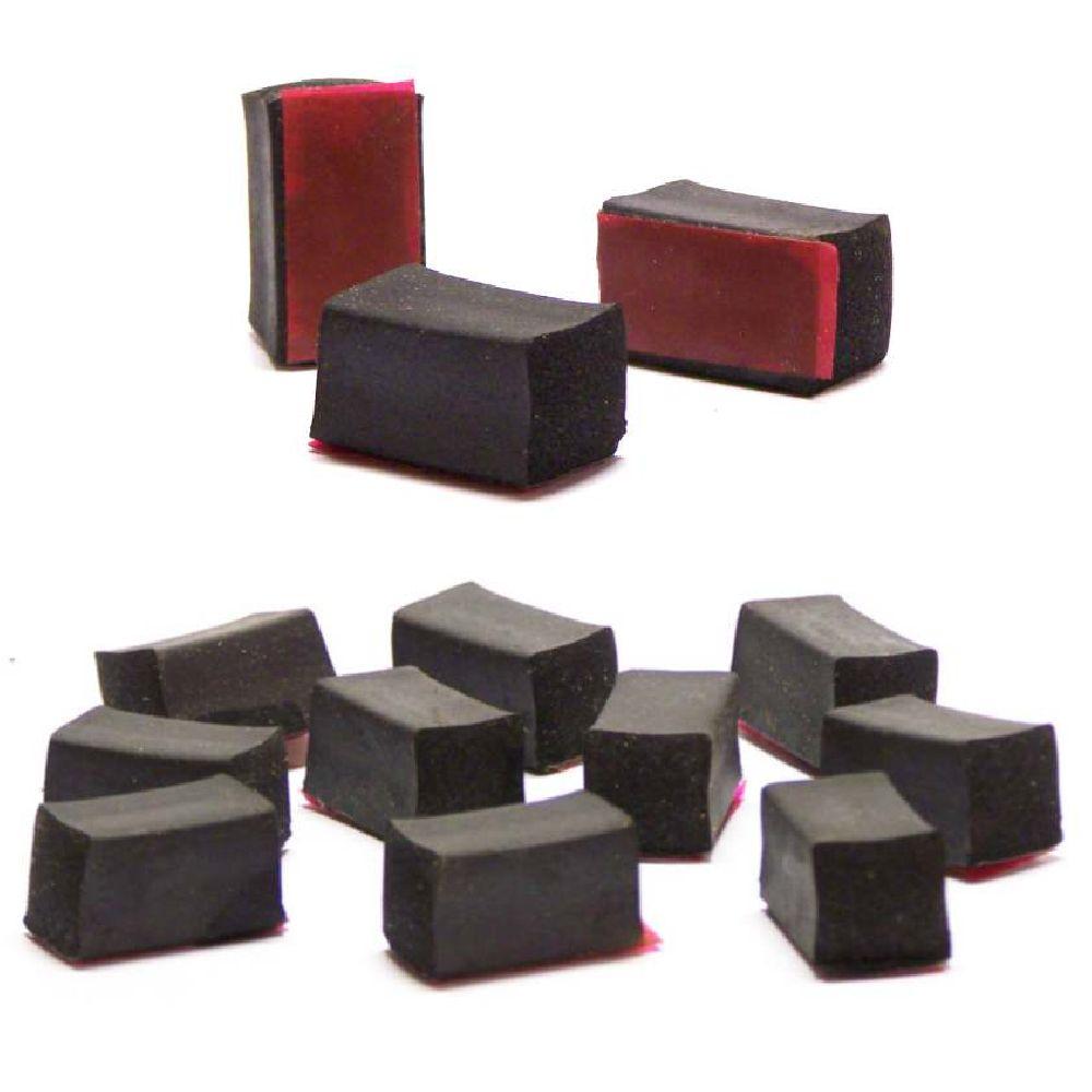 Artikel Nr-R00Y58F__A20RE-GUMMI10-4__20x-gummipuffer-gummifuesse-anschlagpuffer-gummi-abstandhalter-selbstklebend-Nr-R00Y58F-